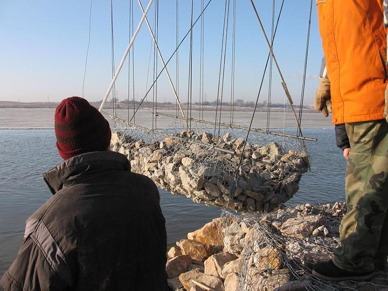 河道石笼网1